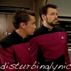 disturbinglynic: (Horror Big Bang Riker)