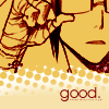aurum: (bleach :: good.)