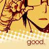aurum: (bleach :: good.)