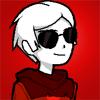 stridersgonnastride: A freeze frame of Dave looking smug. (Smug)
