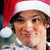 dina: (Christmas!Sammy)