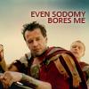 kangeiko: (even sodomy bores me)