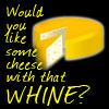 sholio: (Whine)
