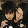 pocketmirror: pouting on Kaito's shoulder (you're fucking perfect to me)