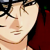 meteloides: Screencap of Itachi from the series Naruto, looking displeased. (disdain)