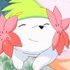 shaymin: (pokemon ⊕ grateful)