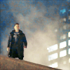 thegoodbad: (punisher ☠ rooftop)