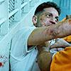 thegoodbad: (fight ☠ prison fight)