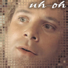 tinidril: photo of Samwise looking worried (worried, uh-oh, oh no)
