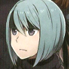mikogalatea: Beruka from Fire Emblem 14, with a blank expression that still manages to be adorable. (Beruka; deadpan)