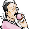 dekillerqueen: (god he'll get ice cream on his 'stache)