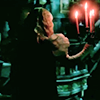 calliopes_pen: (54 IJ Edith candles corridors)