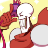spaghettimonster: (==> PAPYRUS: POSE DRAMATICALLY)