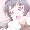 mariyannu: (yohane, love live sunshine, tsushima yoshiko, love live) (Default)