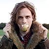 poetrychick: (Spencer Reid biting apple)