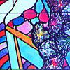 kerpingtack: google image of stained glass (candy floss)
