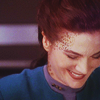 silverhare: Jadzia Dax smiling (trek: ds9 - jadzia [happy smiling])