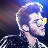 pensnest: Adam Lambert in sunglasses (Adam being cool)