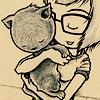 deense: Kurt Halsey  (Snurgling with kitties)
