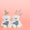 brbsoulnomming: (merlin and arthur teddy bears)
