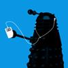 lifebecomesart: Dalek with Ipod (Dalek - iDalek)