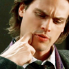 okayawesome: spencer reid thinking hard! (spencer reid is thinking hard)