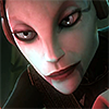 darksister: (amused and in control)