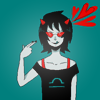epidemic: (Terezi ★ put your number 2's in the air)