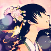 skyfyre: Kunagi Himawari from xxxHolic is looking forward towards the future (the key to all heaven is mine)