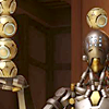 orbislife: screenshot of Zenyatta's balance victory pose (Excellence is its own reward)