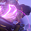 orbislife: screenshot of Zenyatta's Harmony and Discord highlight intro (One cannot survive on strength alone)