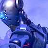 orbislife: screenshot of Zenyatta's Focused highlight intro (In anger you defeat only yourself)