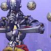orbislife: screenshot of Zenyatta's harmony victory pose (A chance to focus)