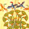 gem: (Egypt lotus)