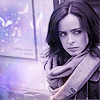 thecarrieshow: Jessica Jones (jessica jones, purple jessica)