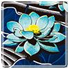 ninetydegrees: Drawing: lotus (lotus)