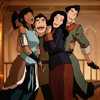 sediments: (bolin and hugging the krew!!)