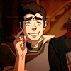 sediments: (bolin and being sheepishly cute!)