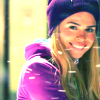 pinkandyellow: (Beanie - Smiling - Snowing)