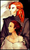 lightpoint: sidious and rey portrait (rule of 2 portrait)