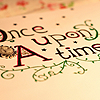 fiery_flamingo: stock: once upon a time (writing)