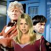 pinkandyellow: (Two - Three - Multi - TARDIS)