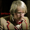 andraste: I are Serious Doctor. This are Serious Thread. (Fifth Doctor)