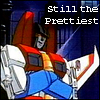 andraste: Still The Prettiest (Starscream)