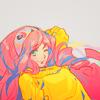 bobas: (☆ pink  wink)