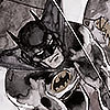 briarwood: Batman B&W Comic image (Batman2)