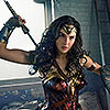 briarwood: Gal Godot as Wonder Woman (Sentinel Jim/Blair)