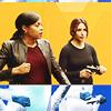 aurumcalendula: Carter and Shaw (Carter and Shaw)