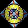freezingwhitefire: Crest of the House of Feanor (Default)