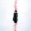 thatyourefuse: Vanessa Ives from Penny Dreadful, walking along a bloodtrail in the snow. (Default)